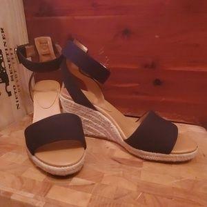 J. Crew ~ Ankle Strap Heels